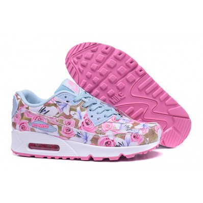 zapatillas nike air max 90 rosa