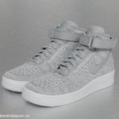 nike air force 1 ultra flyknit mid - hombre zapatos