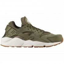 nike air huarache medium brown