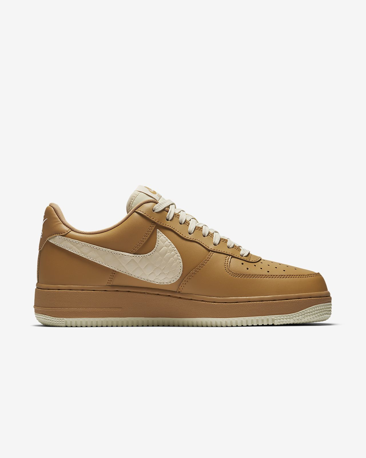 air force 1 hombre beige